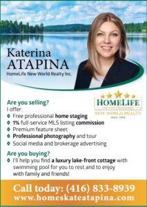 Katerina Atapina advertisement