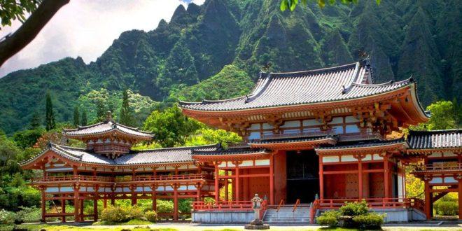 китайский дом